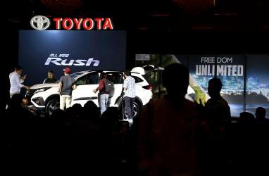 Salip Avanza, Rush Topang Penjualan Toyota pada Juni 2020