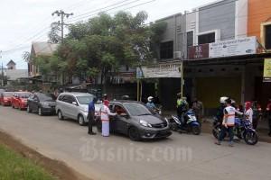 Jumlah Petugas Penjagaan Sedikit, Warga Keluar Masuk Makassar Saat Petugas Istirahat
