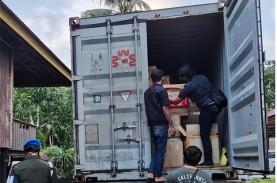 Sinergi Bea Cukai dan Karantina Wujudkan Serabut Kelapa…