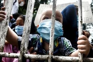 Tidak Mendapatkan Kepastian Dari UNHCR, Para Pencari Suaka Gelar Demo