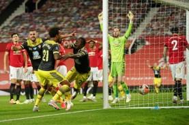 Hasil Liga Inggris, Southampton Tunda MU ke Zona Liga…