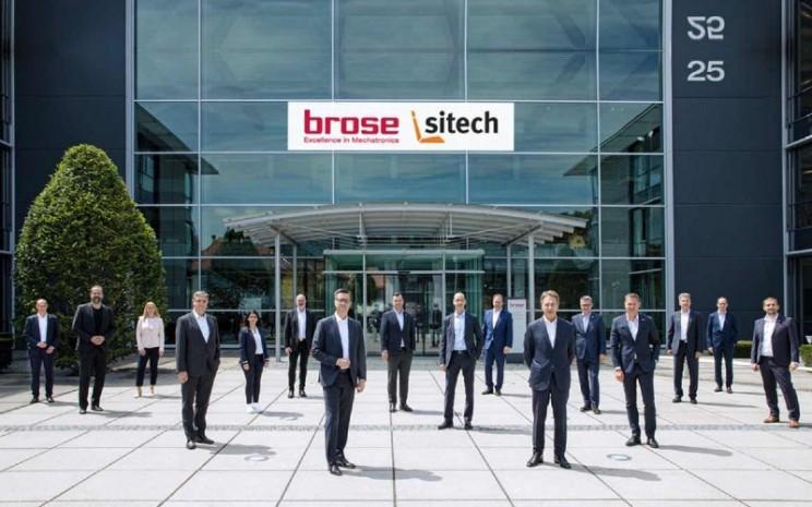 Brose dan Sitech. /Volkswagen