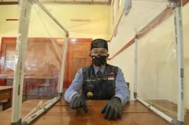 Tanpa Masker di Jabar bisa Lolos Denda Rp150.000,…