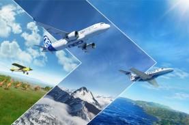 Catat, Microsoft Flight Simulator Terbaru Dirilis…