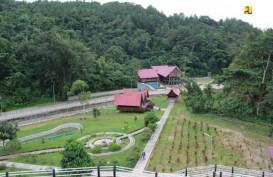Tata Ulang Kebun Raya Purwodadi, Kementerian PUPR Kucurkan Rp13,34 Miliar