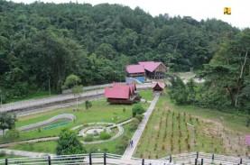 Tata Ulang Kebun Raya Purwodadi, Kementerian PUPR…