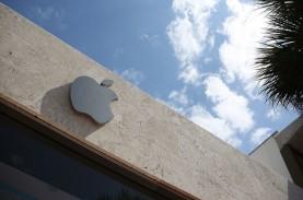 Kapitalisasi Pasar Naik 4,2 Persen, Apple Kian Dekati…