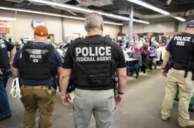 Pusat Tahanan Imigrasi AS, 3.000 Lebih Imigran dan…