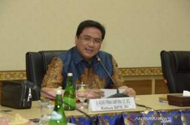 BPK Serahkan Laporan Keuangan Pemerintah Pusat, WTP…