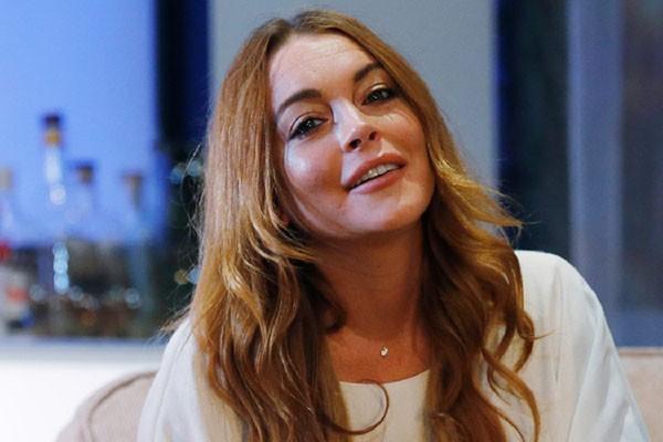 Lindsay Lohan - Reuters