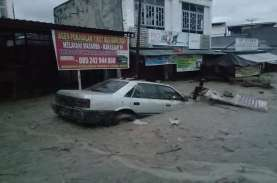 Banjir Bandang Luwu Utara Sulsel, Akses Jalan Antar…