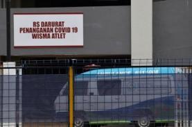 Hari Ini, RSD Wisma Atlet Rawat 1.144 Pasien Covid-19…