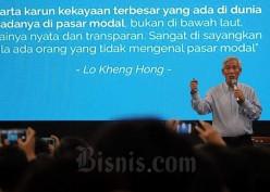 Selain Petrosea (PTRO), Lo Kheng Hong juga Kantongi Cuan Miliaran dari Mitrabahtera (MBSS)