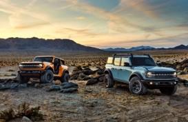 Ford Bronco Tampil Tangguh dan Liar, Ini Sosoknya