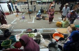 Covid-19 di Pasar Jekulo Kudus, Kontak Erat Pedagang Meninggal Dites
