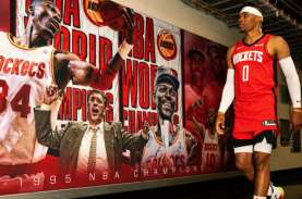 Sejumlah Pebasket Klub NBA Houston Rockets Positif…