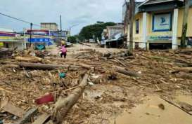 Banjir Bah Masamba Mengakibatkan Dua Orang Hanyut