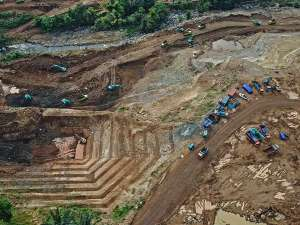 Kementerian PUPR Bangun Bendungan Meninting Untuk Penuhi Kebutuhan Air di Lombok