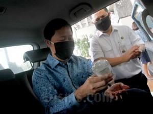 Taksi Blue Bird Pastikan Armadanya Terapkan Protokol Kesehatan