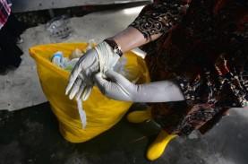 74 Persen Kasus Corona di Indonesia Berasal dari 8…