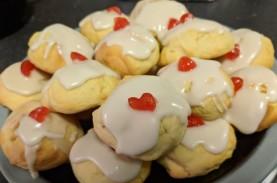 Resep Membuat Empire Biscuit, Makanan Kerajaan Putri…