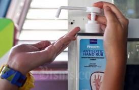 Hand Sanitizer di Inggris Digunakan untuk Mabuk-Mabukan