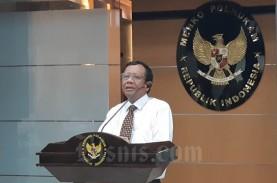 Mahfud MD: Pembentukan Tim Pemburu Koruptor Masih…