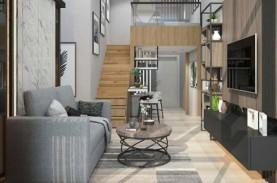 Cambio Lofts Maksimalkan Fungsi Ruang, Terinspirasi…