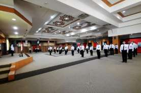 Kanwil DJP Jatim II Gelar Upacara Peringatan Hari…