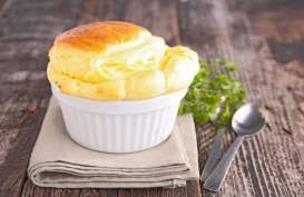 Resep Cheese Souffle, Makanan Pembuka dalam Film Beauty and The Beast