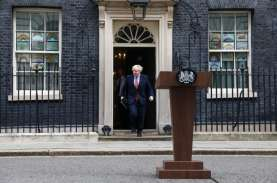 Pertumbuhan Ekonomi Inggris pada Mei Lebih Rendah…
