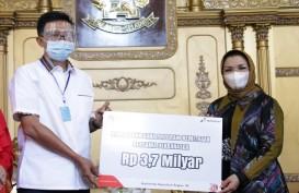 Pertamina Bantu Permodalan Rp3,7 Miliar kepada UMKM Binaan Dekranasda Sulsel