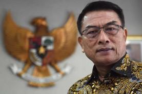 Moeldoko Beberkan Alasan Jokowi Ingin Bubarkan 18…