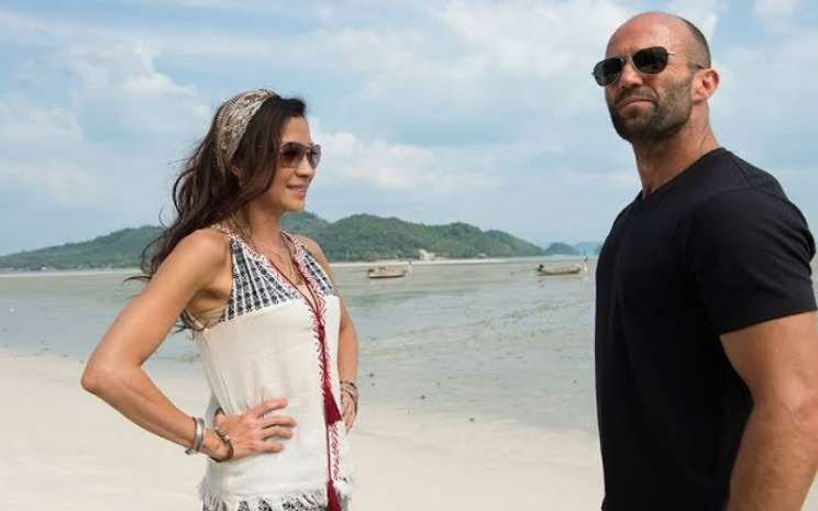 Cuplikan film Mechanic: Resurrection