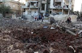 Ledakan Bom di Suriah Lukai Tentara Rusia dan Turki