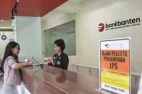 Perincian Dana Pemprov yang 'Nyangkut' di Bank Banten…