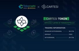 Cartesi Token Resmi Diperdagangkan di Tokocrypto