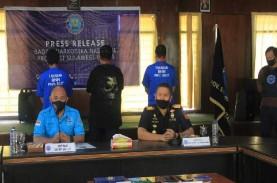 Bea Cukai dan BNNP Sulawesi Utara Gagalkan Pengiriman…