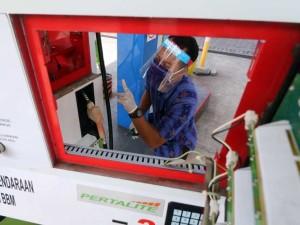 Lindungi Konsumen Dari Kecurangan, SPBU di Kediri Jalani Tera Ulang Takaran BBM