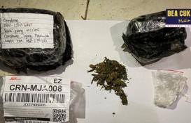 Bea Cukai Gagalkan Penyelundupan Narkotika Via Jasa Kiriman dan Jalur Laut