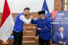 Mantan Pelatih Timnas Rahmad Darmawan Merapat ke Demokrat