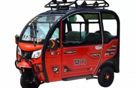 Super Murah, Mobil Listrik Changli Dibanderol Harga Rp14 Juta