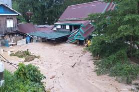 Lebih dari 4.000 Keluarga Terdampak Banjir Bandang…