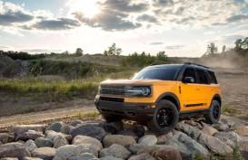Kurang dari 4 Jam, 3.500 Unit Ford Bronco Ludes Dipesan