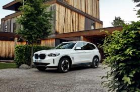 BMW iX3 Debut Perdana Global, Sepenuhnya Listrik dan…