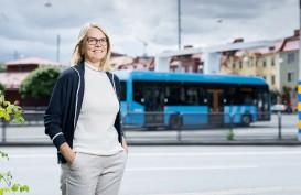 Menuju Kota Zero : Bus Listrik Volvo Capai 10 Juta KM