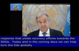 PBB: Akibat Covid-19, Kemajuan Ekonomi Dunia Mundur Puluhan Tahun