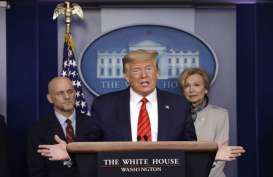 Tuding China Biang Pandemi Corona, Trump Tolak Perundingan Fase 2