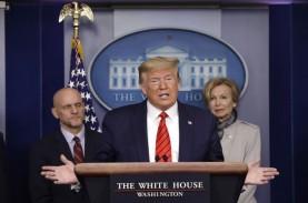 Tuding China Biang Pandemi Corona, Trump Tolak Perundingan…