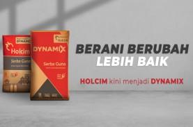 Produsen Semen Dynamix (SMCB) Setor Dividen Rp24,9…
